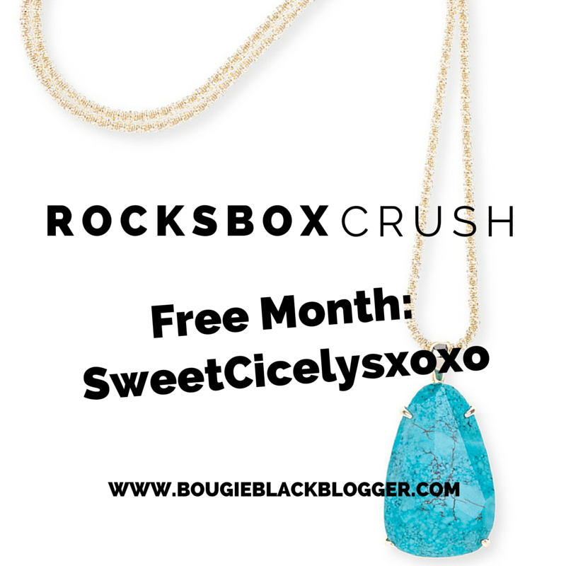 ROCKSBOX: For Jewelry Lovers ONLY *** Free gift inside