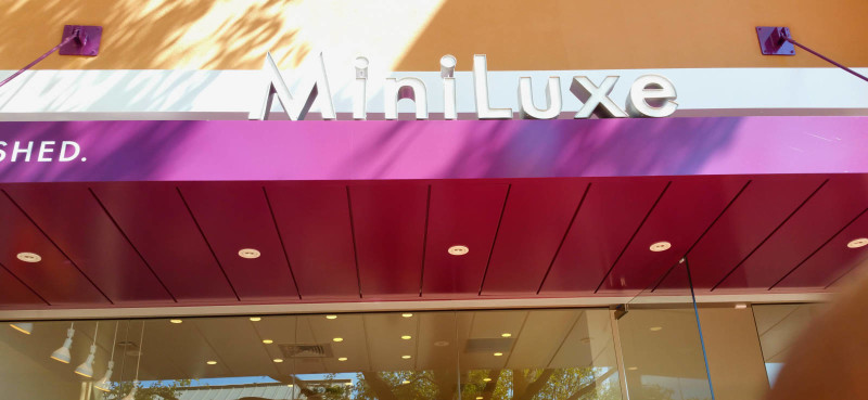 MiniLux Shops at Legacy