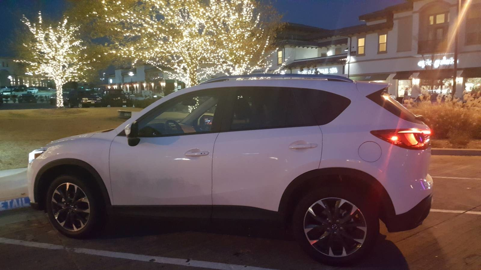 Around Dallas 2016 Mazda CX-5 Grand Touring FWD #DriveMazda